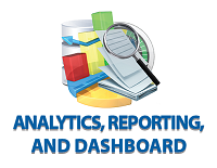 Analytics, Reporting and Dashboard - NOAH Business Applications