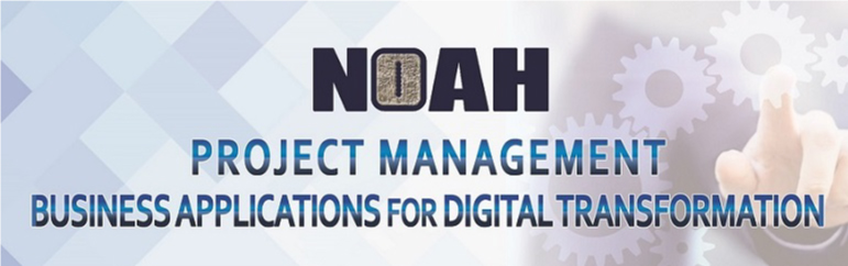 NOAH Project Management Business Applications for Digital Transformation